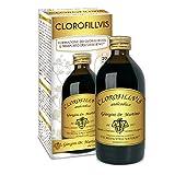 Dr. Giorgini Integratore Alimentare, Clorofillvis Liquido Analcoolico - 200 ml