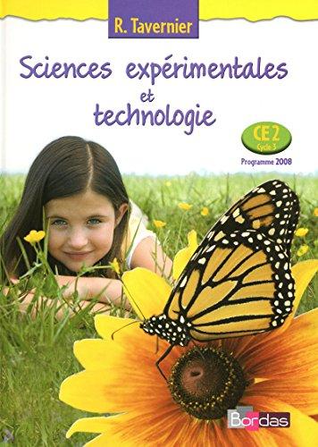 Tavernier CE2 • Manuel de l'élève - Programme 2008 PDF Books