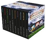 ADAC Motorwelt-Edition Hörbuch-Box: Mordsfreunde/Hafenmord/Eifel-Filz/Tiefenangst/Funkensonntag/Die letzte Instanz/Schwarze Piste/Bienzle und die ... (ADAC Motorwelt-Edition 2014)