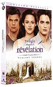 Twilight - Chapitre 4 : Révélation, 1ère partie - Version Longue inédite - Edition limitée [Version Longue - Édition spéciale]