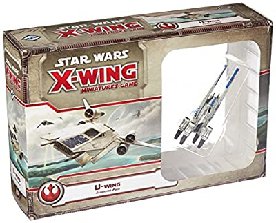 "Fantasy Flight Games Ffgswx62 ""U-wing Expansion Pack"" Star Wars X-Wing miniatures Jeu"