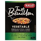 Just Bouillon 6 Stock Cubes Vegetable 66 g