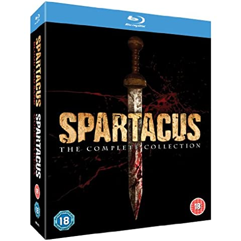 Spartacus: Blood & Sand/Gods Of The Arena