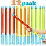 Tacobear 12Stk. Wasserpistole Wasserspritze Wasserkanone Poolkanone Wassergewehr Wasserspielzeug Strand Spielzeug für Kinder Sommer Pool Party