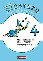 Einstern - Bisherige Ausgabe: Band 4 - Themenhefte 1-6 und Kartonbeilagen im Schuber: Zum mehrjährigen Gebrauch