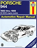 Porsche 944 Automotive Repair Manual (Haynes Automotive Repair Manuals)
