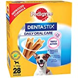 Pedigree Dentastix Small Breed Dog Oral Care, 440 g Monthly Pack (28 Sticks)