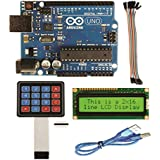 Arduino UNO Kit for Robotic Projects