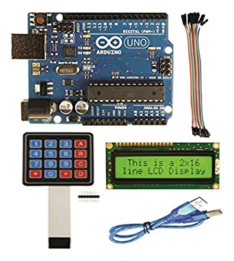 Generic Arduino UNO Kit for Robotic Projects