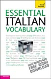Essential Italian Vocabulary: Teach Yourself (Teach Yourself Language Reference)