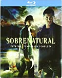 Sobrenatural Temporada 1 Blu-Ray [Blu-ray]