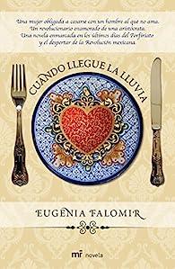 Cuando llegue la lluvia par Eugenia Falomir