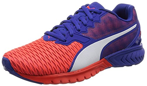 Puma IGNITEDualWnsF6 Scarpe Sportive Indoor Donna Rosso RED/Blue 01RED/Blue 0