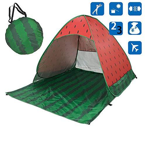 sches frei aufstellbares Strand Schatten Zelt Speed   Open UV Schutz Park Angeln Picknick Zelt ()