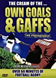 Own Goals And Gaffs - The Premiership [DVD]