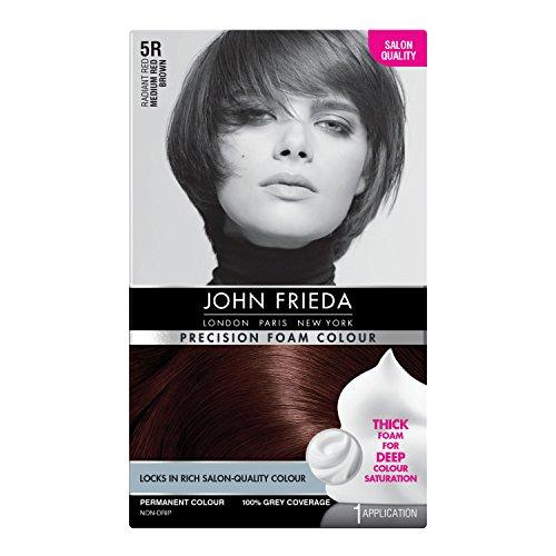 John Frieda - espuma color Precision número 10B