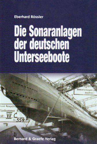 Die Sonaranlagen der deutschen U-Boote