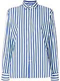 Ralph Lauren Mujer 211697462002 Blanco/Azul Algodon Camisa