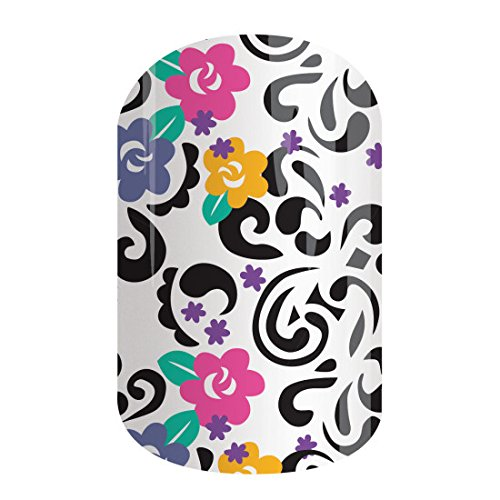 jamberry-flores-escondidas-full-feuille-de-nail-wraps