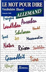 M.P.DIRE ALLEMAND VOC.    (Ancienne Edition)