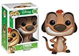 Funko - Bobugt100 - Figurine Animation - Le Roi Lion - Bobble Head Pop 86 Timon