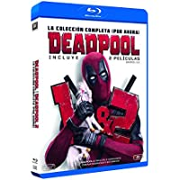 Deadpool 1+2 Blu-Ray