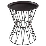 Table à café métal KATE noir - Best Reviews Guide