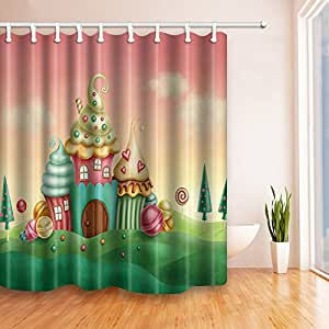 Shower curtains for teen girls