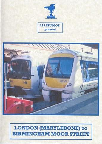 London (Marylebone) To Birmingham Moor Street Cab Ride Dvd -