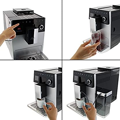Melitta-CI-Touch-Kaffeevollautomat