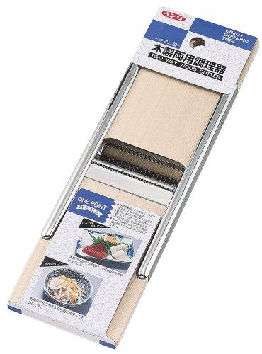 Industrie Koyanagi commodit? marque en bois ? deux voies cuisini?re de l?gumes 04002 (japon importation)