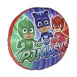 Cerdá- PJ Masks Calentadores, Color (Negro 02), One Size (Tamaño del Fabricante:Única) (2600000182-02)