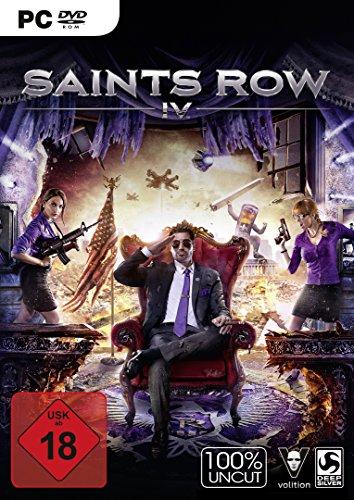 Saints Row IV - (100% uncut) - [PC] (Saints Row Iv Für Pc)