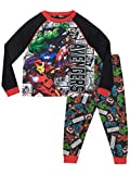 Marvel - Ensemble De Pyjamas - Avengers - Garçon - Multicolore - 5-6 Ans