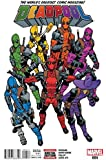 DEADPOOL #4 - ((Regular Cover)) - Marvel Comics - 2015 - 1st Printing