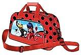 Karactermania Ladybug Borsa Sportiva per Bambini, 45 cm, Rosso