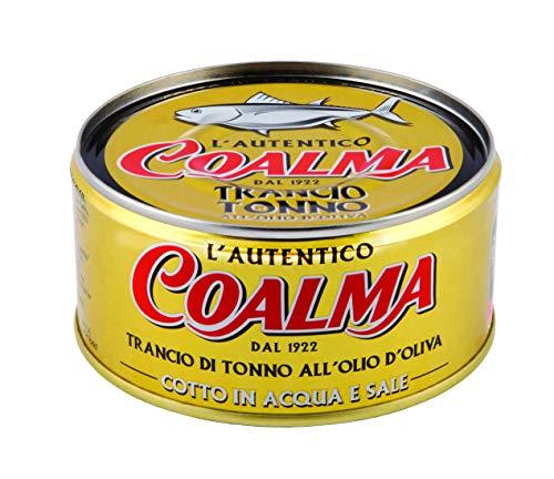 Coalma Trancio di Tonno Coalma in Olio d'Oliva - 300 g