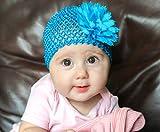Berretto-per-neonato-confezione-da-6-baby-shower-bambina-Perfetto-per-neonata-e-gemelle-Foto-beb-abbigliamento-neonato