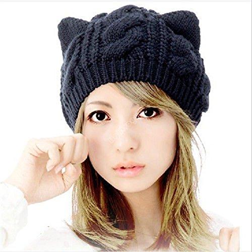 viskey-berretto-da-donna-con-orecchie-di-gatto-lavorato-a-maglia-beige-black