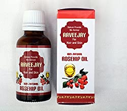 Aaveejay 100% Pure & Natural Rosehip Oil (30ml)