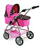Bayer Chic 2000 638 25 Puppenwagen, Pflaume