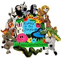 Rumble In The Jungle Book With Finger Puppets