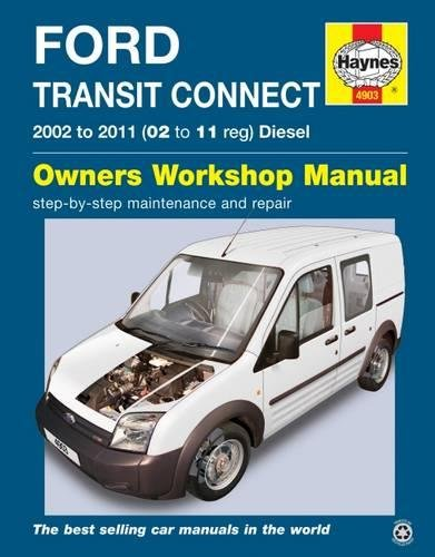 Ford Transit Connect por Haynes Publishing