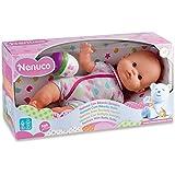 Nenuco - Mi pequeño, muñeca con trajecito, color rosa (Famosa 700012087)