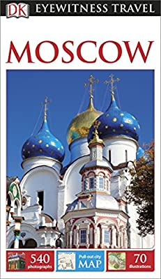 DK Eyewitness Travel Guide Moscow (Eyewitness Travel Guides)