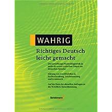 WAHRIG Band 5 Richtiges Deutsch leicht gemacht