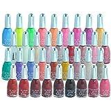 La Femme - Nail Paints 36 Pack - Mixed Shades