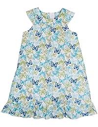Salt & Pepper Dress Schmetterling Allover, Robe Fille