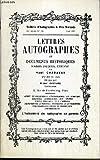 CATALOGUES DE VENTES AUX ENCHERES - BULLETIN D'AUTOGRAPHES A PRIX MARQUES - N°789 - AVRIL 1987 - LETTRES AUTOGRAPHES ET DOCUMENTS HISTORIQUES.