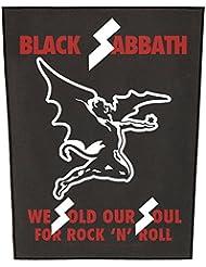 BLACK SABBATH WE SOLD OUR SOULS Backpatch